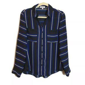 Express The Portofino Shirt Size Medium Top